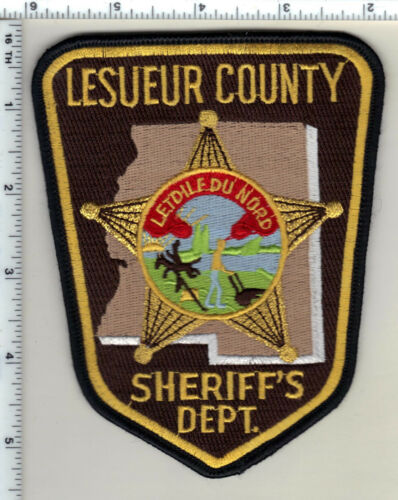 Lesueur County Sheriff