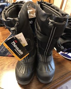Size 5 kids winter boots new