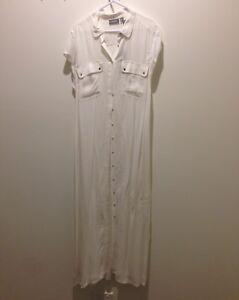 SUSSAN size 14 maxi dress/vest BNWT