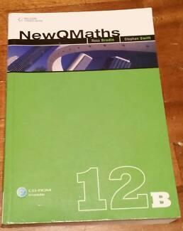 NEW QMATHS 12B EBOOK