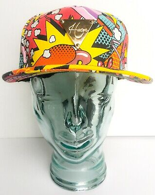 """Hater Snapback """"Hot Dog Ice Cream""""- NWT Excellent Condition"""