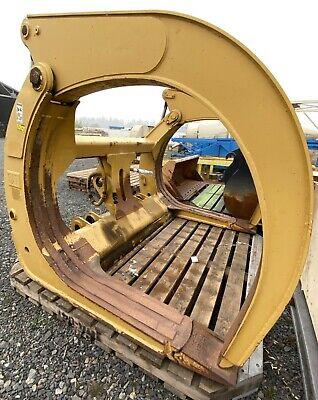 Caterpillar 950 K Or M 962k M Wheel Loader Log Fork Cat Logging Forks