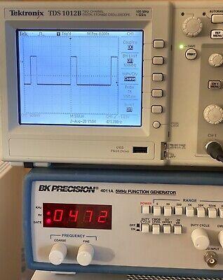 Bk Precision 4011a - 5mhz Function Generator
