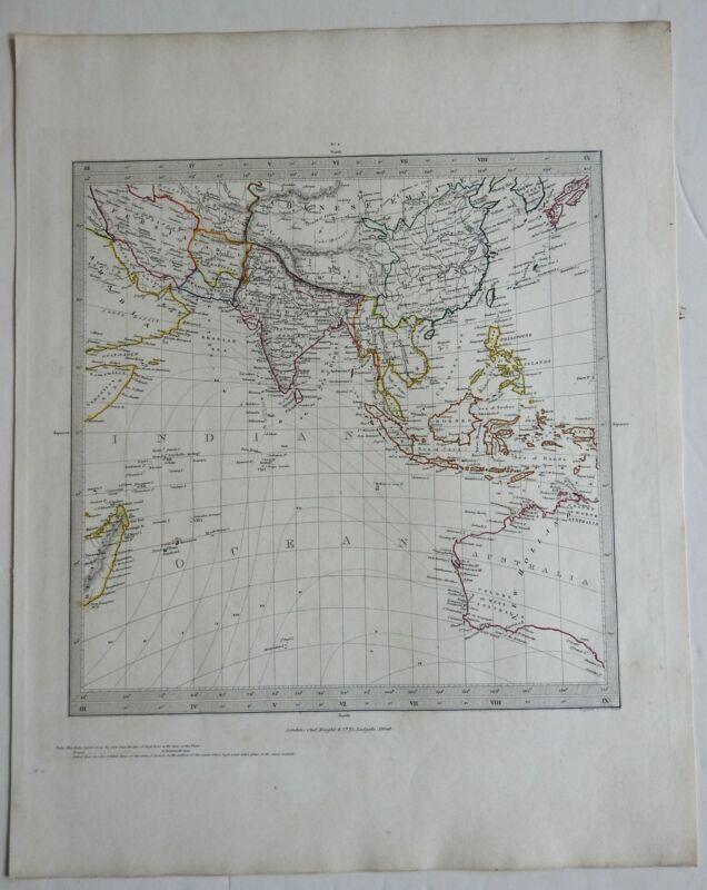 Indian Ocean Southeast Asia Australia Indonesia British Raj 1830