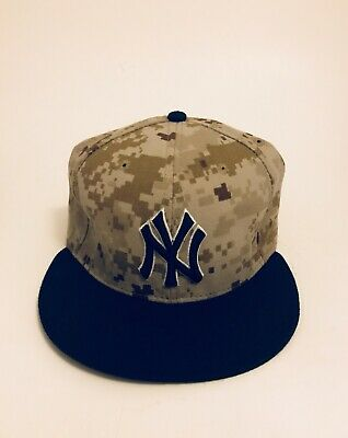 competitive price 013a4 fb579 New York Yankees New Era 59Fifty size 7 3 8 desert brown camouflage  baseball cap