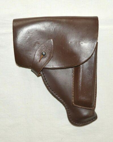 Bulgarian Arsenal Kazanlak Military factory 10 Leather Holster for Makarov PM #2