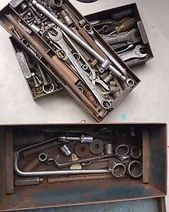 DIESEL MECHANIC TOOL BOX WITH ASSORTED TOOLS Dundowran Fraser Coast Preview