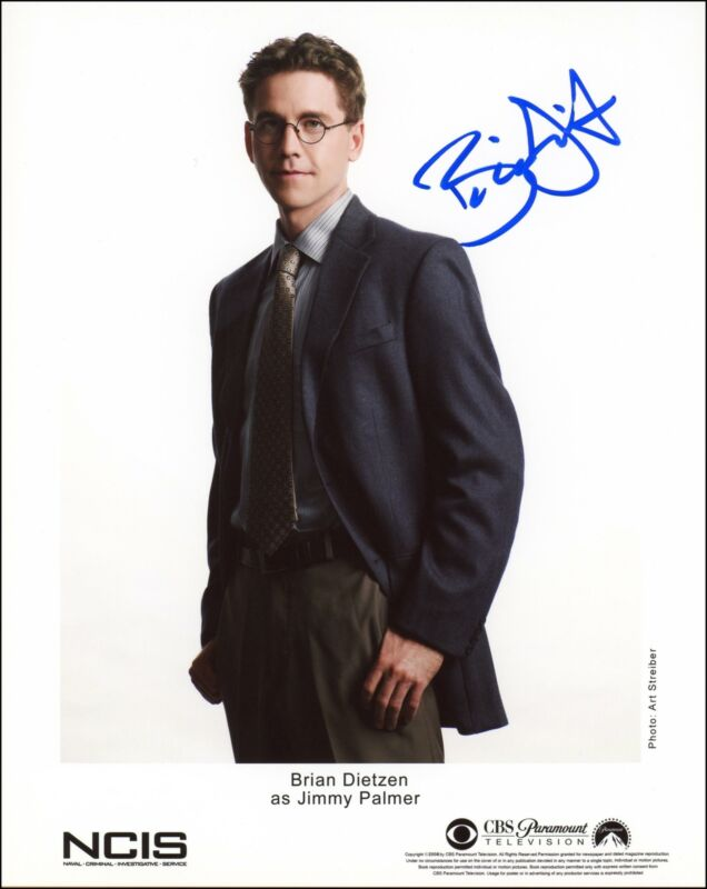 "Brian Dietzen ""NCIS"" AUTOGRAPH Signed 8x10 Photo B"