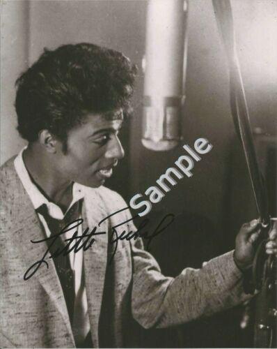 Little Richard 8.5x11 Signed Autograph RP [Mint]