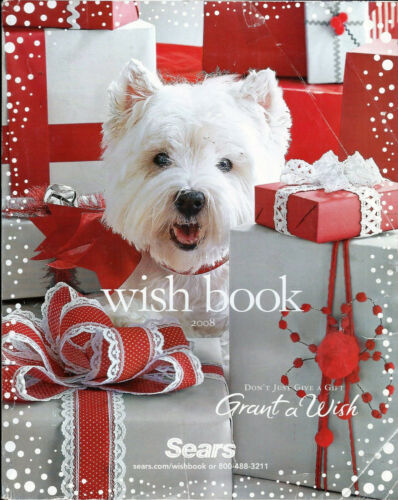 2008 SEARS WISHBOOK FOR