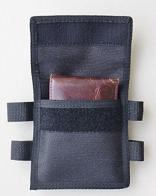 Hidden Leg - Ankle Wallet NYLON HOLSTER
