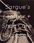 Sargue's Leather+ShoeCare Supplies