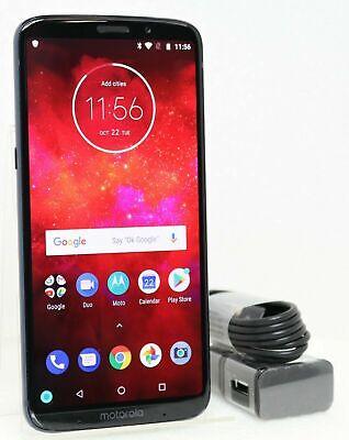 Motorola Moto Z3 Play | 4G (GSM UNLOCKED) 32GB Smartphone | XT1929-4