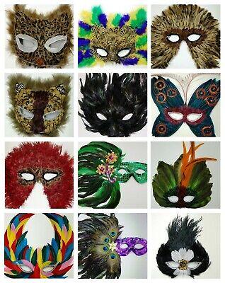 1 Dozen Elegant Decorative Venetian Masquerade Prom Party Masks  Pack 12 Pieces ](Masquerade Prom Decorations)
