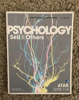 3 x ATAR PSYCHOLOGY TEXBOOKS