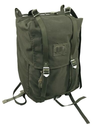 Swedish military backpack LK35 with frame - USED