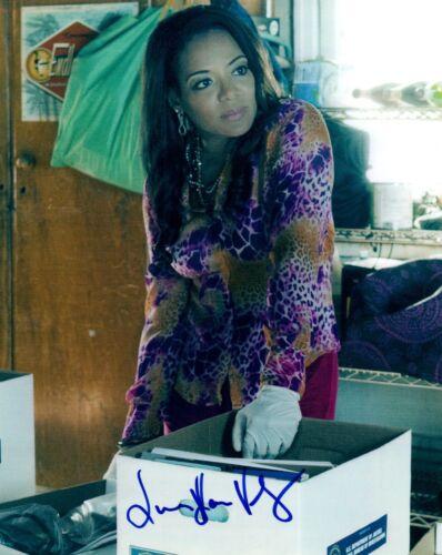 Luna Lauren Velez Signed Autographed 8x10 Photo DEXTER Actress COA