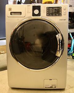 Kenmore Elite Steam AST3 front load washee