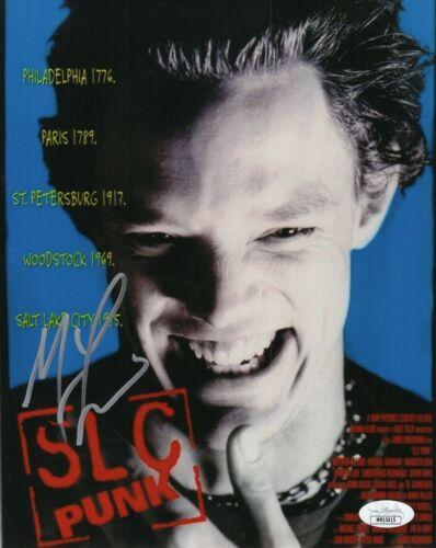 Matthew Lillard Autograph Signed 8x10 Photo - SLC Punk (JSA COA)