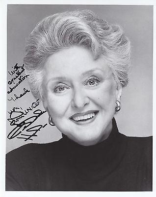 CELESTE HOLM (1917-2012) signed autographed 8x10 photo photograph ] UNICEF