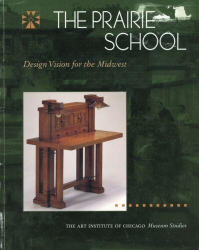 Prairie School Furniture Design – Wright Sullivan Holst Maher…/ Scarce Book