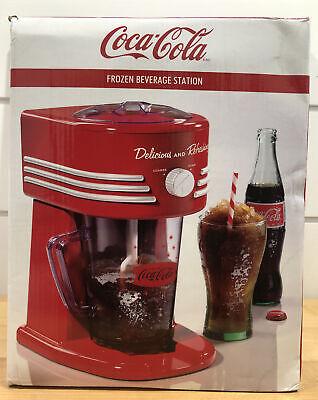 Frozen Drink Machine Coca-cola Slush Margarita Maker Slushie Ice Smoothie Mix