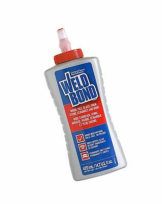 Weldbond 8-50420 Multi-Purpose Adhesive Glue, 1-Pack, As Pictured 1 Pack