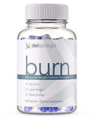 Burn Ts Advanced Weight Control Formula   Increase Metabolism  Decrease Appetite