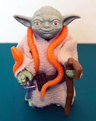 Kenner Star Wars Yoda 1980 Orange Snake Complete