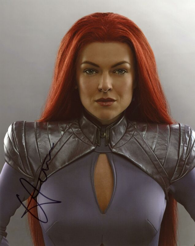 "Serinda Swan ""Inhumans"" AUTOGRAPH Signed 8x10 Photo B ACOA"