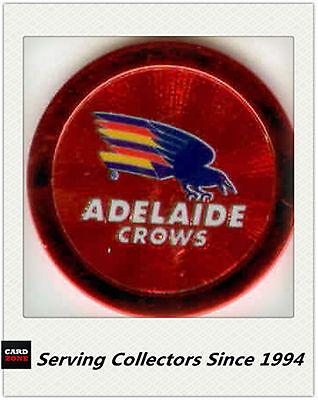 2009 Topps AFL Chipz Premium Red Club Logo Chipz Adelaide (1)