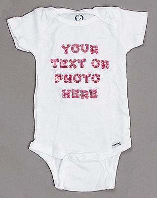 - CUSTOM PERSONALIZED Baby Onesie. newborn infant toddler