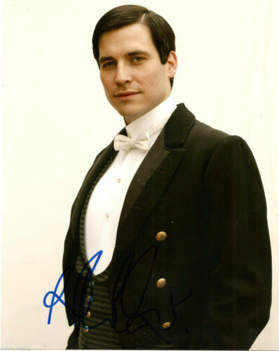 Robert James-Collier Downton Abbey Autographed Signed 8x10 Photo COA #J1
