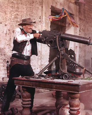 THE WILD BUNCH WILLIAM HOLDEN AS PIKE- THE FINAL SHOOTOUT