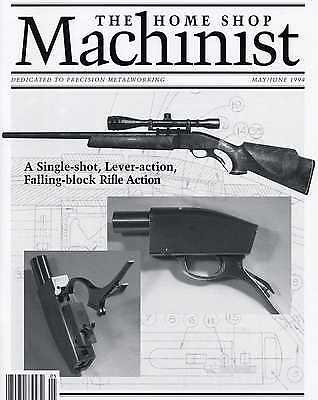 Home Shop Machinist Magazine Vol.13 No.3 May/June 1994
