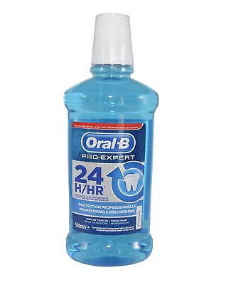 Schutz Alkohol (6 x Oral-B Pro-Expert Mundspülung Mundwasser Multi Schutz 500 ml für Alkoholfrei)