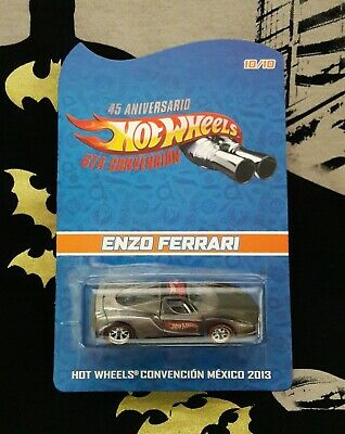 Hot Wheels 2013 Mexico Convention Enzo Ferrari