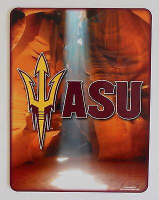 Arizona State University Sun Devils Licensed NCAA College Sign ASU Wall Decor  - Asu Decorations
