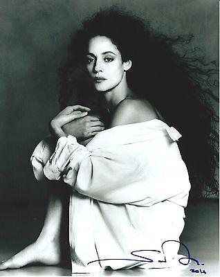 Sonia Braga signed 8x10 photo - In Person Photo Proof - Aquarius, Kiss of Spider ()