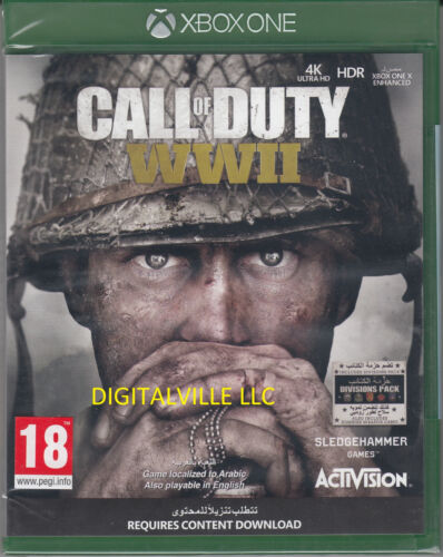 Call of Duty: WWII Xbox One 88112
