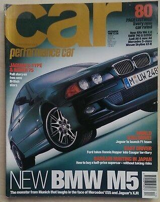 BMW M5 Alfa Romeo Spider BMW 740 Audi A8 Mercedes Benz E55 Jaguar XJR Rover 75