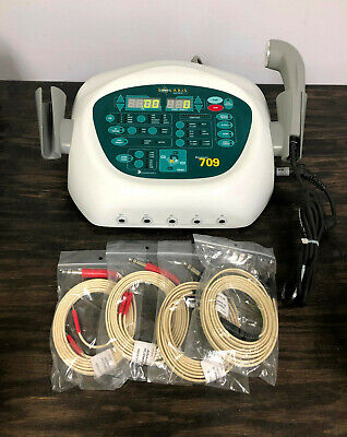 Dynatron Dynatronics Solaris 709 Ultrasound Combo Chiropractic Physical Therapy