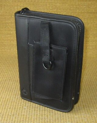 Compact 1 Rings Black Durable Sport Franklin Covey Zip Plannerbinder