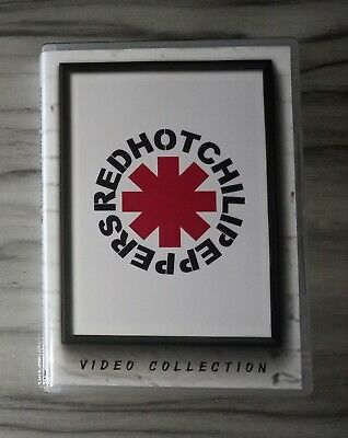 DVD RED HOT CHILI PEPPERS - VIDEO COLLECTION (See the description)