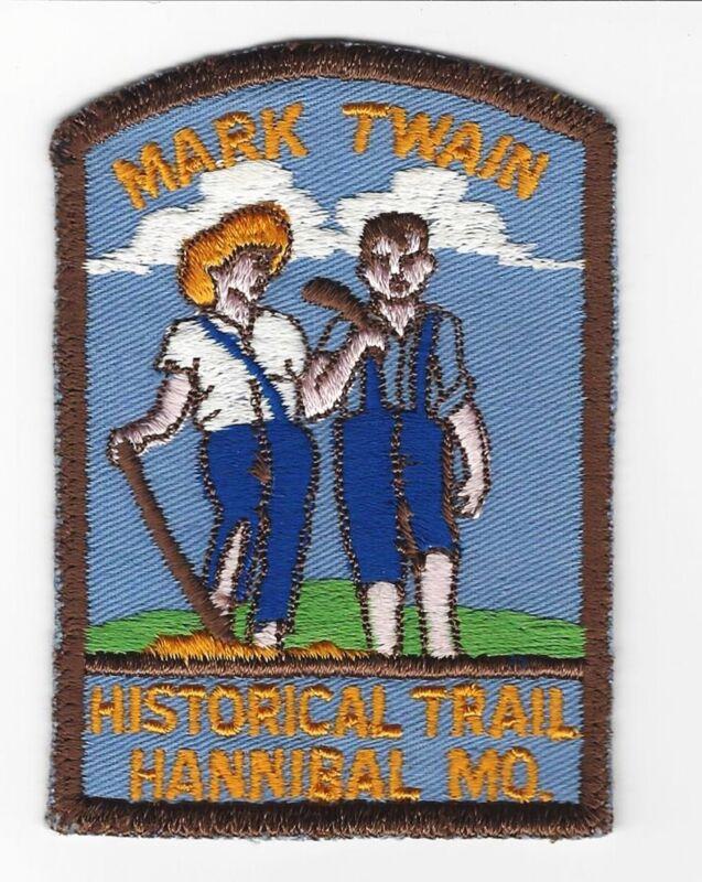 BOY SCOUT   MARK TWAIN HISTORICAL TRAIL  C/E  PP           MO
