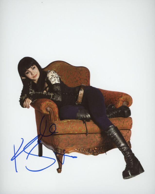 "Ksenia Solo ""Lost Girl"" AUTOGRAPH Signed 8x10 Photo ACOA"