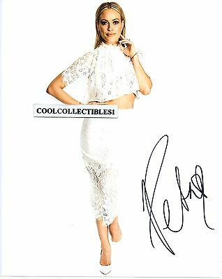 Peta Murgatroyd  Dancing With The Stars  Signed 8X10 Color Photo 4   Proof
