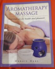 Aromatherapy Massage Book Hughesdale Monash Area Preview