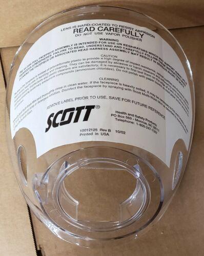 New Scott Safety Replacement lens for AV3000 (Fenestra, Drilled) PN # 805345-01