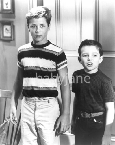 005 TONY DOW JERRY MATHERS LEAVE IT TO BEAVER PHOTO